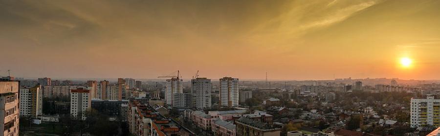 В какой период можно недорого снять квартиру в Харькове