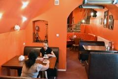 Кафе «Стриж» на Московском проспекте в Харькове