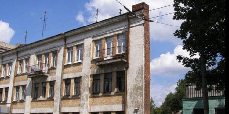 Мистический дом на Московском проспекте